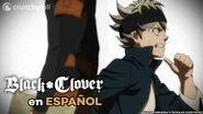 ASÍ SUENA ASTA EN ESPAÑOL! - Black Clover
