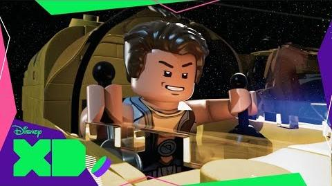 Las Aventuras de los Freemaker 3 LEGO Star Wars