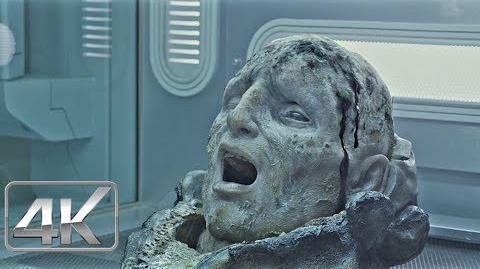 Reaniman la Cabeza de Un Ingeniero Prometheus (2012) LATINO (4K-HD)