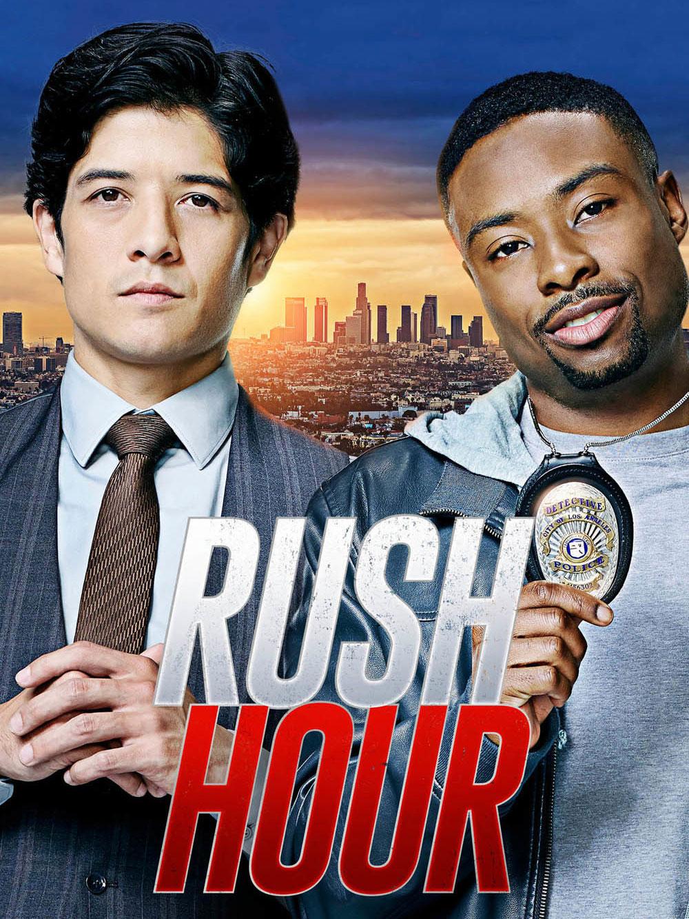 Rush Hour: Una pareja explosiva (serie de TV)