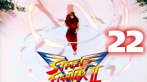 Street Fighter II V - CAP.22. La manifestación del Hadoken