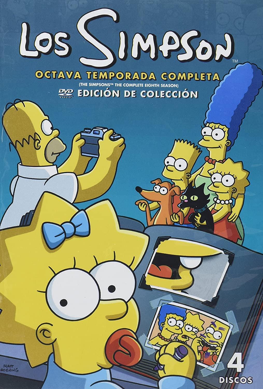 Anexo:8ª temporada de Los Simpson