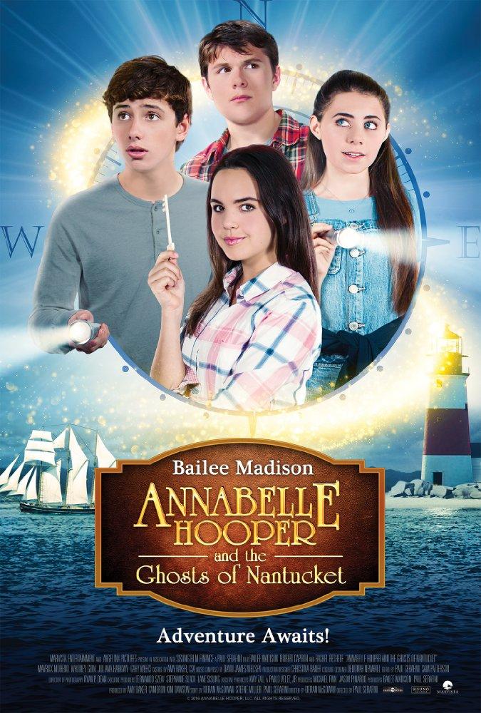 Annabelle y los fantasmas de Nantucket