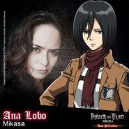 Attack on Titan Las películas (Actores presentados 11)