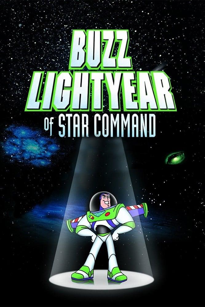 Buzz Lightyear del Comando Estelar