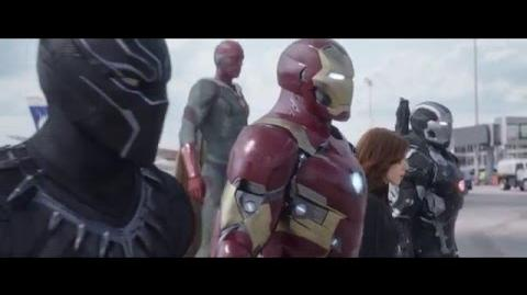 Capitán América Civil War Spot Super Bowl