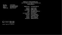 Créditos de Into The Dark- T1- ep.7 Broma siniestra