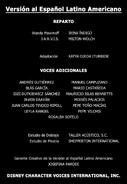 Créditos doblaje LEYENDAS de Marvel Studios (ep. 2)