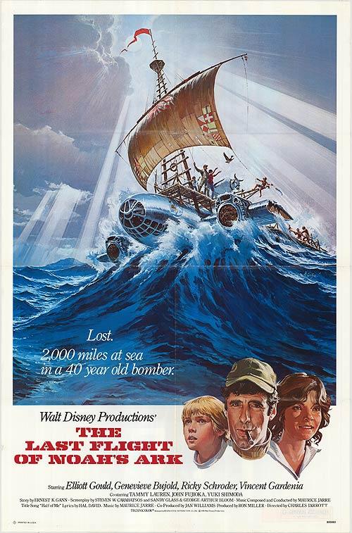 El último vuelo del arca de Noé