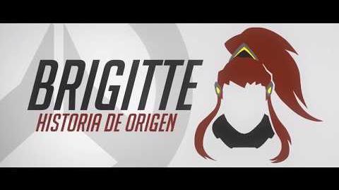 Historia de origen de Brigitte Overwatch