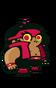 Mighty ray character
