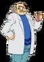 Detective Conan Doctor Agasa