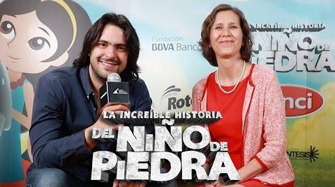 LA INCREÍBLE HISTORIA DEL NIÑO DE PIEDRA - Entrevista