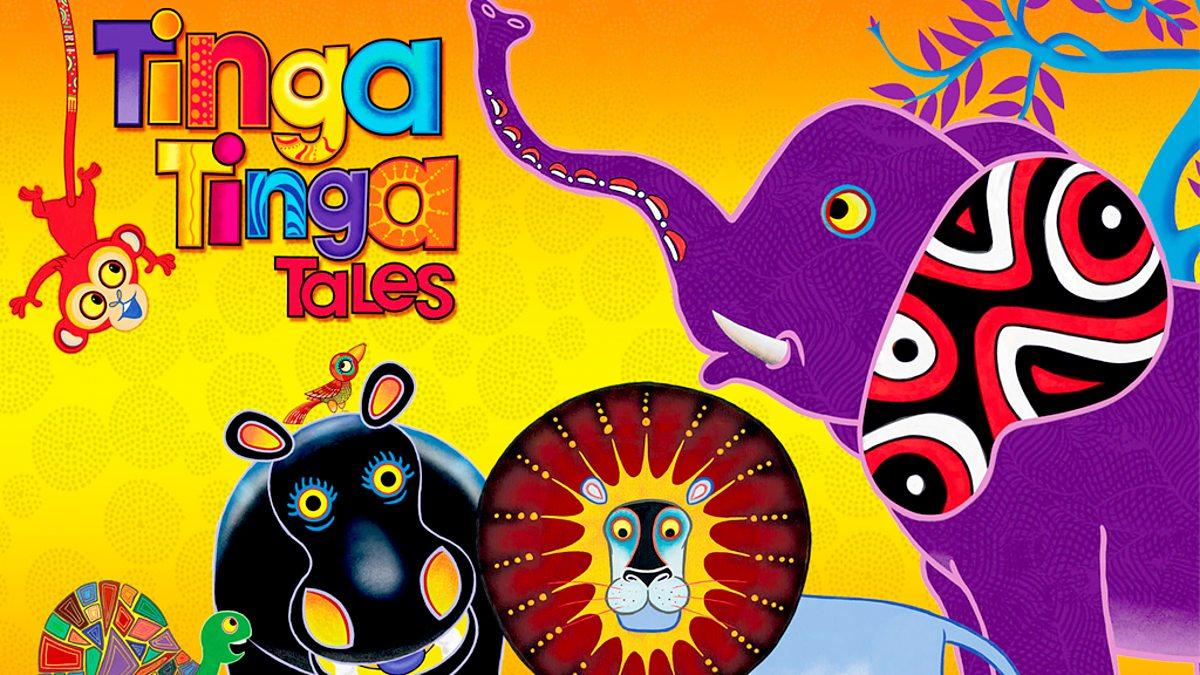 Los cuentos de Tinga Tinga