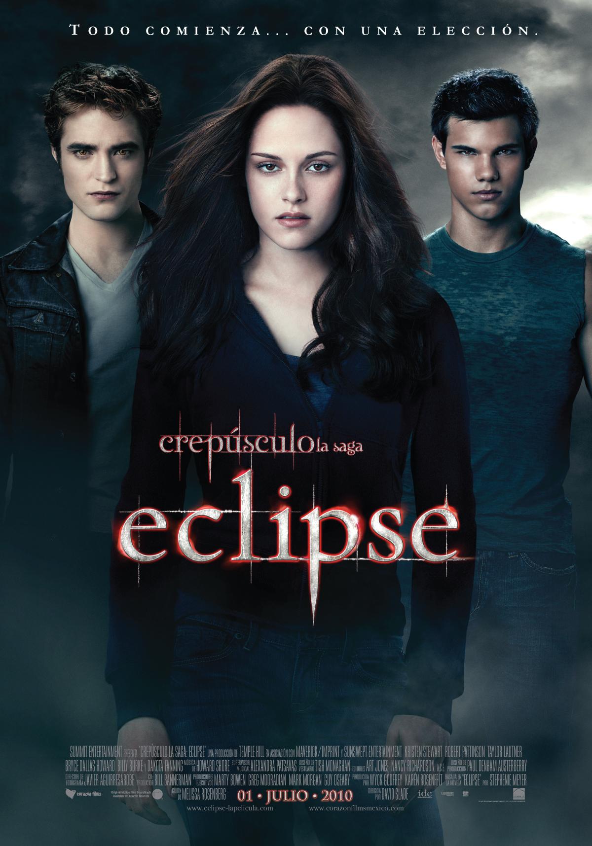Crepúsculo la saga: Eclipse