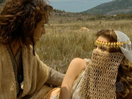 Princesa Betsabé (Bathsheba) - Rey David