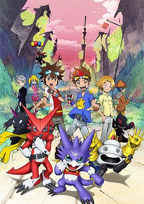 Alexdjhouse/Propuesta de doblaje: Digimon Hunters