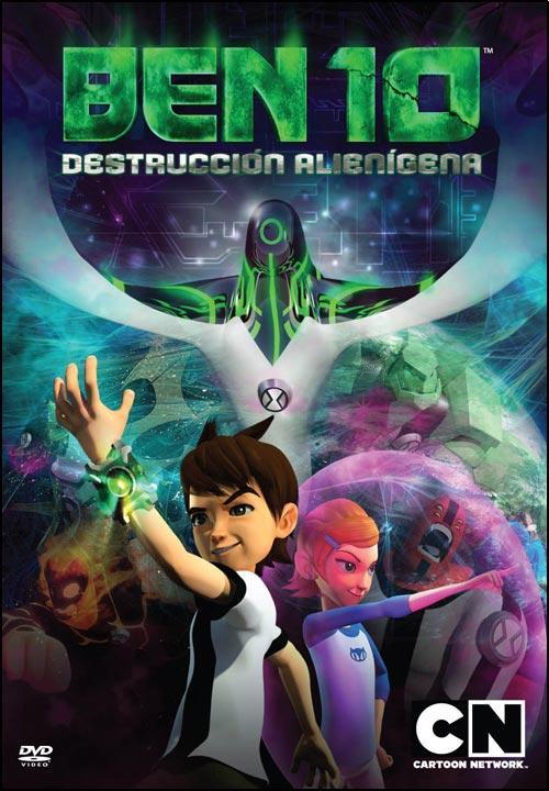 Ben 10: Destrucción alienígena