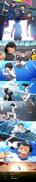 Captain Tsubasa 2018 créditos