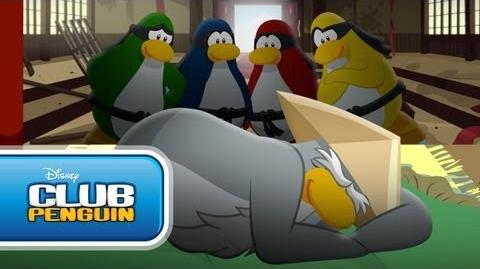 Club Penguin (cortos)