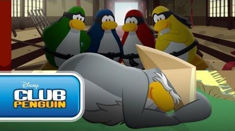 Club Penguin (cortos)