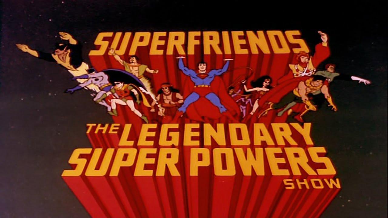 Superamigos: El Legendario Show de los Súper Poderosos