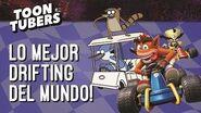 Crash Team Racing - ¿QUIÉN ES EL REY DEL DRIFT? Toontubers Cartoon Network-0