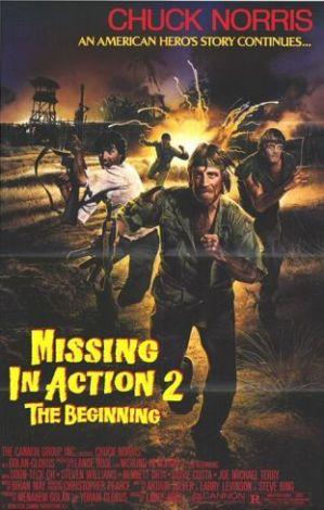Desaparecido en acción 2