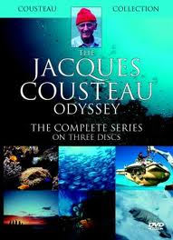 El mundo submarino de Jacques Cousteau