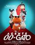 Agente 00-Gato Poster Zima