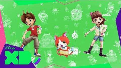 Baile Yo-Kai Watch (Canal de Disney XD LA)