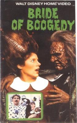 La novia de Boogedy