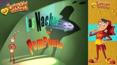 El Chapulin Animado Cap 23 'Las nachas de Pomponio'