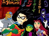 Los Jóvenes Titanes: Misión Tokio
