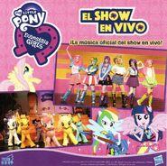 MLP EG show cd 01