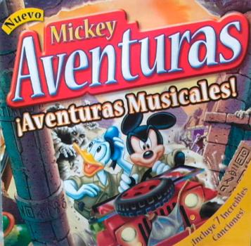 Mickey Aventuras