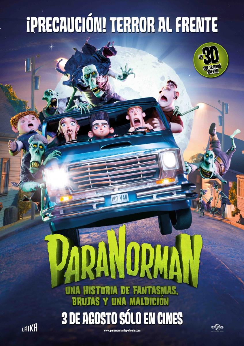 ParaNorman: Una historia de fantasmas, brujas y una maldición