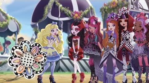 Primavera Desencantada La broma perrfecta Ever After High™