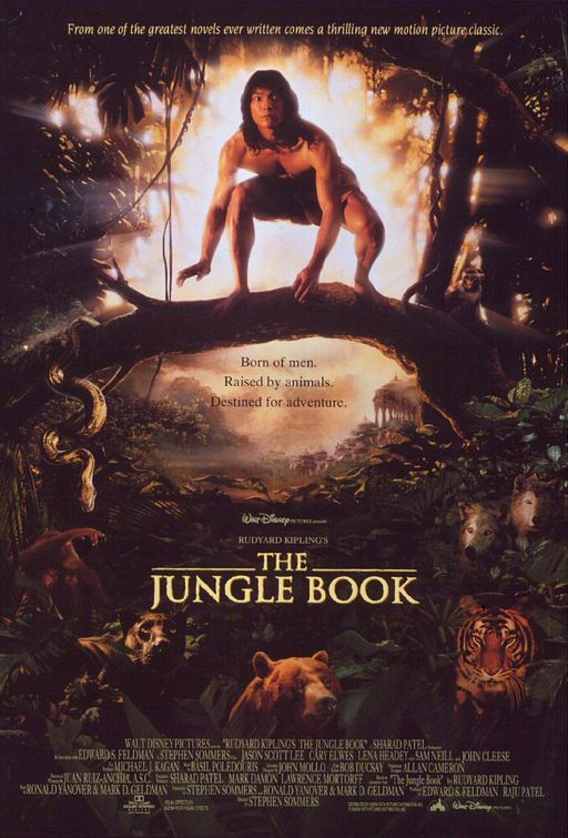 El libro de la selva (1994)