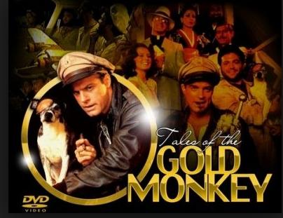 Leyendas del simio de oro