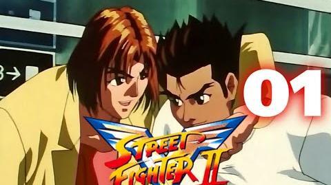 Street Fighter II V - CAP.01. Encuentro en San Francisco