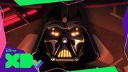 Un temible piloto de combate Star Wars Galaxy of Adventures