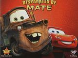 Cars Toons: Disparates de Mate