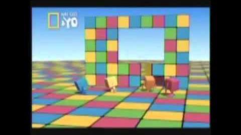 Cubitos - Colores