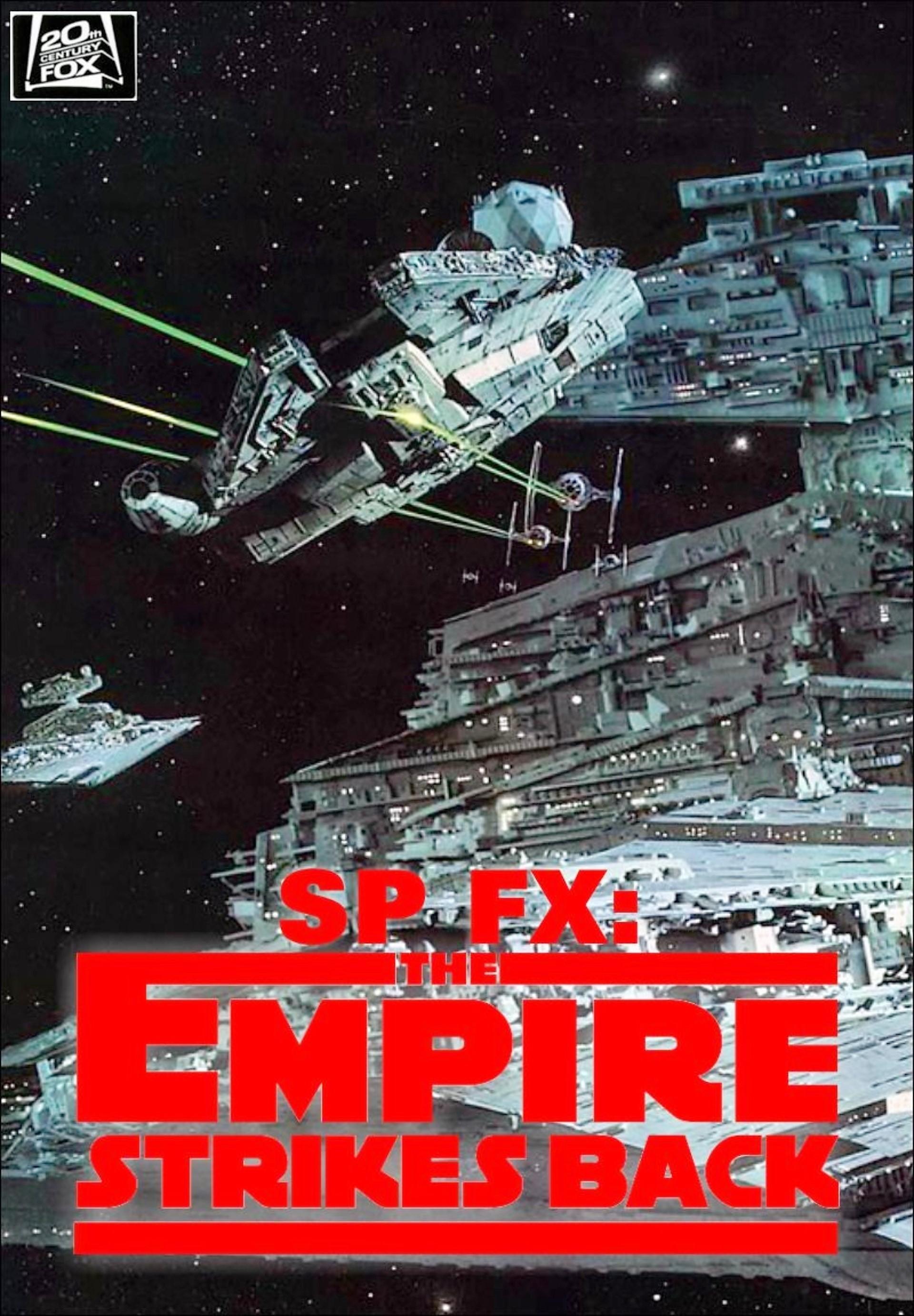 Efectos especiales: El imperio ataca de nuevo