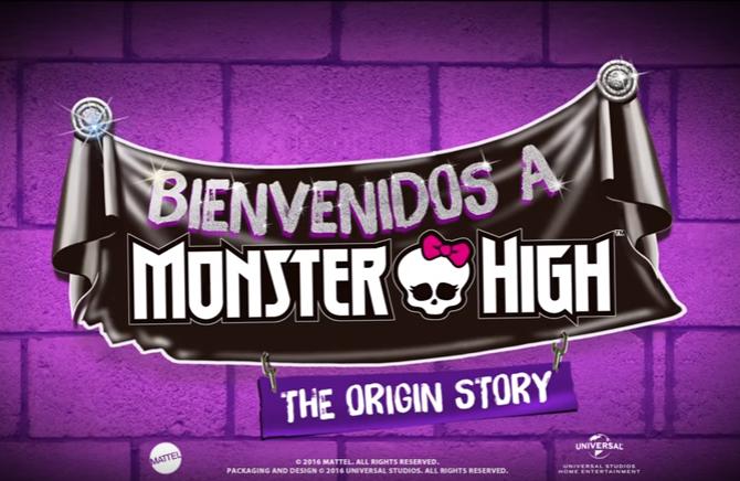 Anexo:Especiales de Monster High (2016)