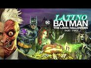BATMAN- El Largo Halloween Parte 2 (2021) Tráiler Oficial Español Latino