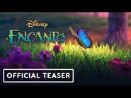 Disney's Encanto- Official First Look Trailer (2021)
