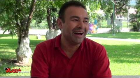 Entrevista mario castañeda - la voz de goku - parte 1 de 2