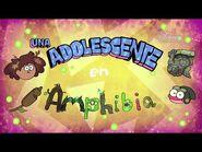 Una Adolescente En Amphibia - Catapulta Catastrófica - Corto -1